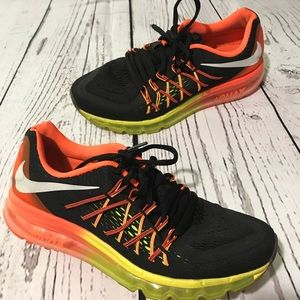 Nike Air Max 2015 Youth Size 7Y (women 8) Like NEW